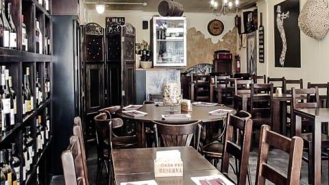 The CorkScrew Wine Bar, Lisbon