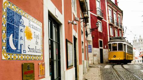 Farol de Santa Luzia, Lisbon
