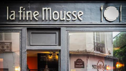 La Fine Mousse, Paris