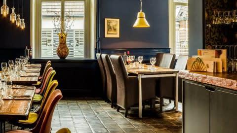 Gouden leeuw restaurant & café, Berlicum