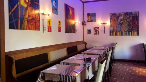 Gojo Etiopisk Restaurang, Stockholm