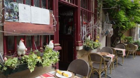 Au Vieux Paris d'Arcole, Paris