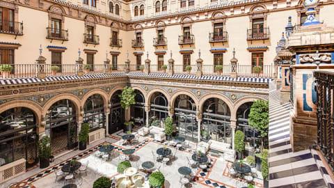 San Fernando - Hotel Alfonso XIII, Sevilla