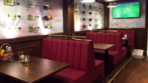 Limerick restaurang och bar, Stockholm