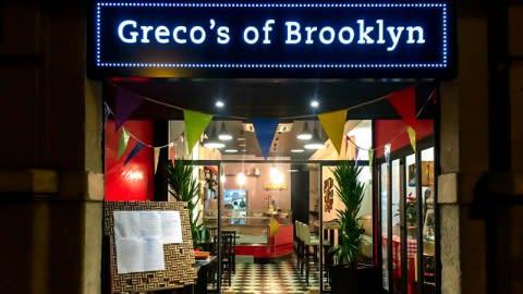 Greco's of Brooklyn, Barcelona