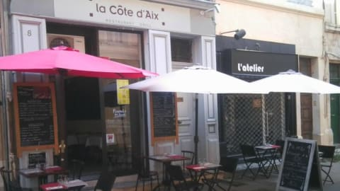 La Côte d'Aix, Aix-en-Provence