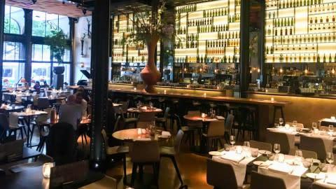 Kitchen & Bar Van Rijn, Amsterdam