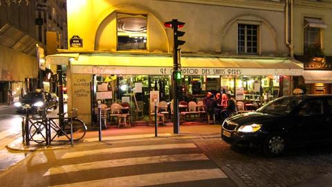 Le Comptoir des Saint-Pères, Paris