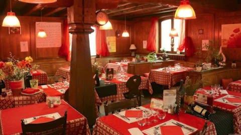 Au Boeuf Rouge, Eckbolsheim