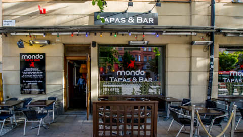 Mondo Tapas and Bar, Stockholm