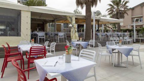 Mirage Restaurant & Pizza, Rimini