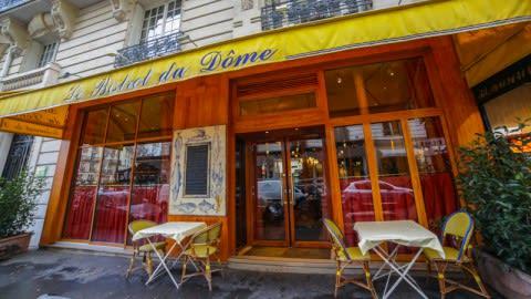 Le Bistrot du Dôme Montparnasse, Paris