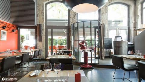 M Restaurant, Lyon