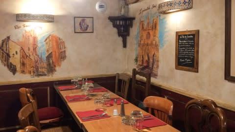 Chez la Mère Louise, Lyon