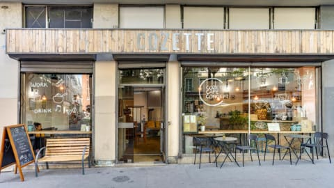 Cozette, Paris