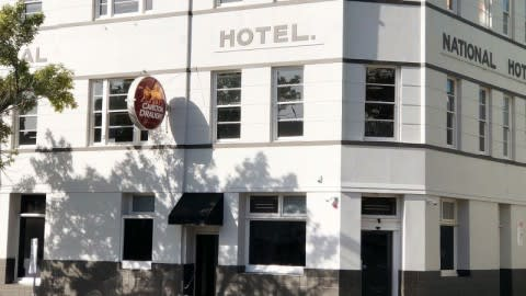 The National Hotel, Geelong
