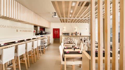 Kyuubi Sushi Lounge - LX, Lisbon