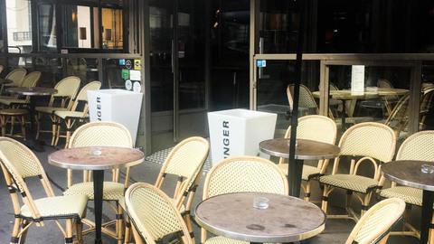 L'Arc Café, Paris