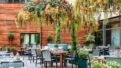 Nomad Food & Bar - Hotel Vincci Soho, Madrid