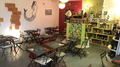 Chez Eve Restaurant BIOn, Aix-en-Provence