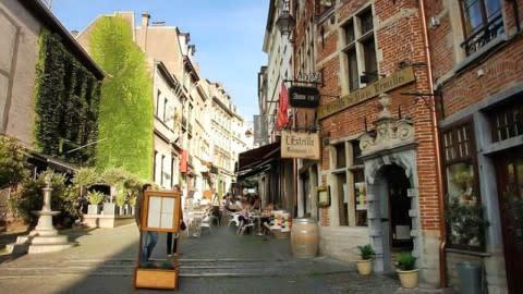 Vertigo - Boire & Manger, Brussels