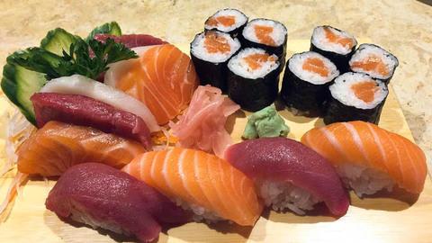 Kapa Sushi, Madrid