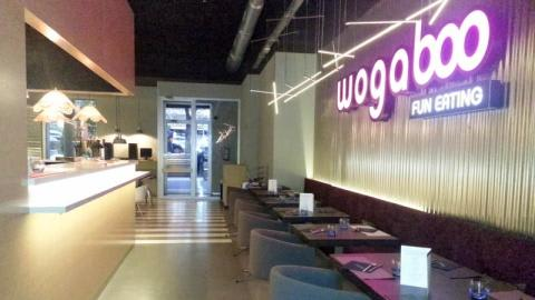 Wogaboo Castellana, Madrid