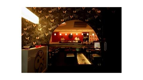 Estado Líquido Sushi Lounge, Lisbon