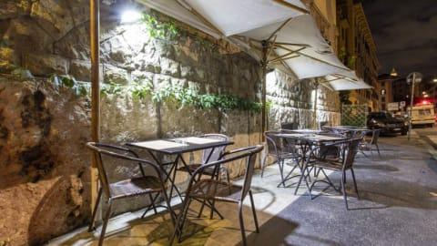 Cantina 26, Roma