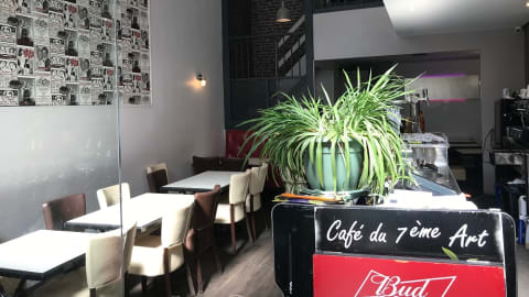 Café du 7eme Art, Lyon