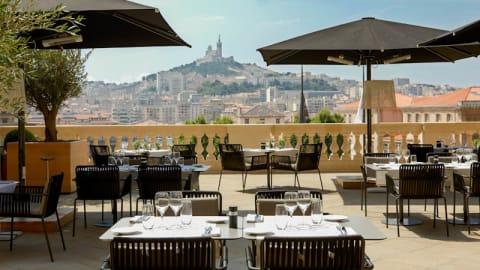 Brasserie Les Fenêtres, Marseille
