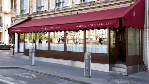 La Rôtisserie d'Argent, Paris