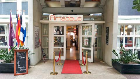 Grand Café Amadeus, Zwolle