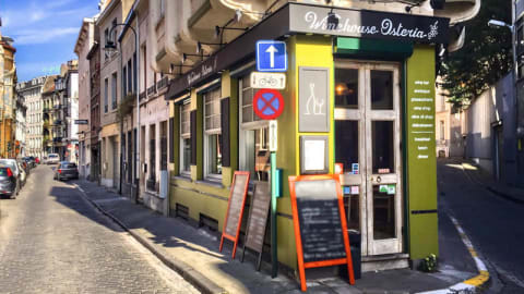 Winehouse Osteria, Bruxelles