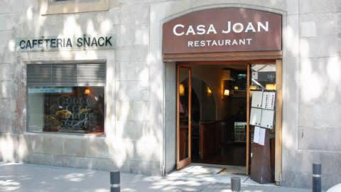 Casa Joan, Barcelona