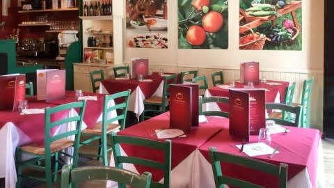 Il Pomodorino Navigli, Milan