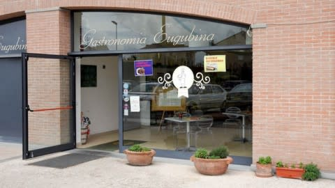 Gastronomia Eugubina, Gubbio