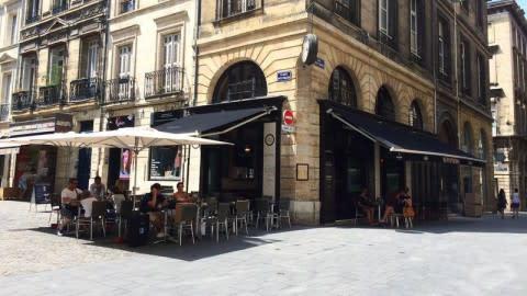 Le Puy Paulin, Bordeaux
