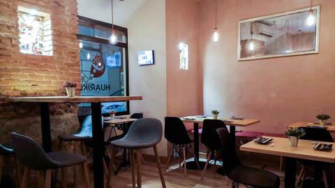 Huarike Paradero Gourmet, Madrid