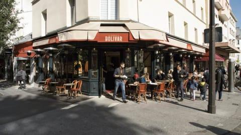 Café Bolivar, Paris