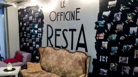 Le Officine Resta, Roma