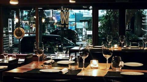 W Food & Wine, ACASSUSO