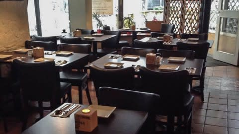 TieRras Restaurang, Stockholm