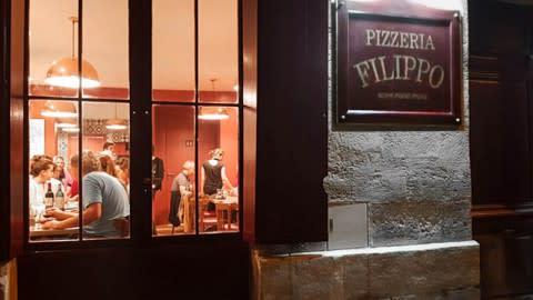 Pizzeria Filippo, Bordeaux
