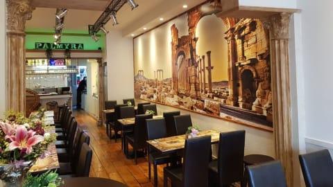 Palmyra Syrian Restaurant, Amsterdam
