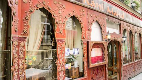 Rani Mahal, Paris