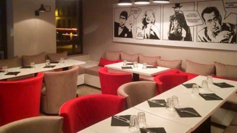 The Paris Diner, Paris