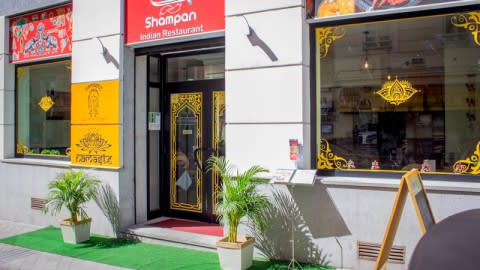 Shampan Indian, Madrid