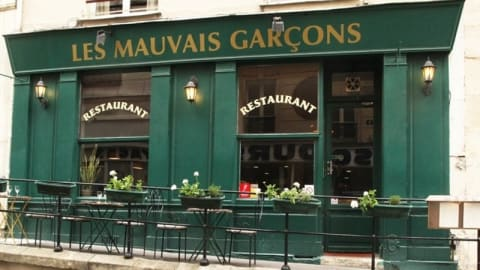 Les Mauvais Garçons, Paris