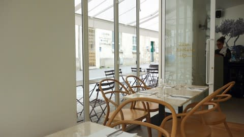Chez Nathalie, Paris